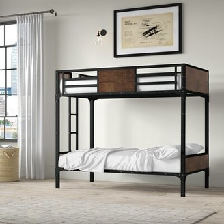 Lakeway Bunk Bed Greyleigh Size: Full/Full