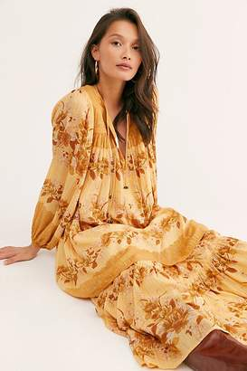 Free People Spell And The Gypsy Collective Coco Lei Tunic Dress by Spell and the Gypsy Collective at