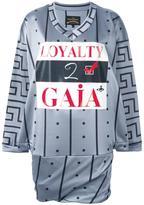 Vivienne Westwood 'Loyalty 2 Gaia' dress - women - Cotton/Polyester - M