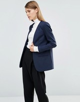 Selected Vennie Long Sleeve Blazer