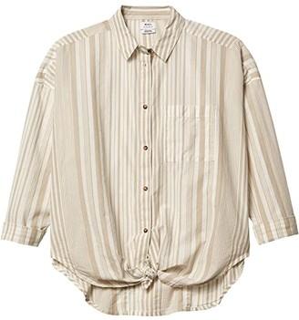 RVCA Habit (Off-White) Women's Clothing