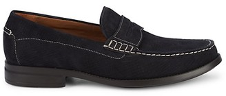 Johnston & Murphy Chadwell Suede Loafers
