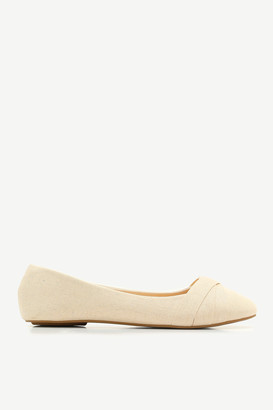 Ardene Embroidered Flats