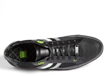HUGO BOSS BOSS Green 'Oshea' Sneaker