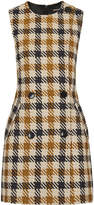 Whistles Marrion Tweed Check Dress