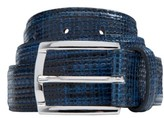 Bugatchi Men's Leather Belt
