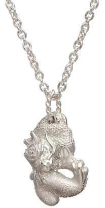 Simon Harrison Chinese Zodiac Dragon Pendant