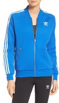 adidas Women's 'Superstar' 3-Stripes Track Jacket