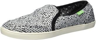 Sanuk Women's Pair O Dice Knit Loafer Flat