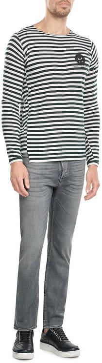 Golden Goose Deluxe Brand Merino Wool Striped Pullover