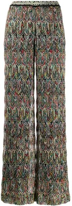 Missoni Fine Knit Trousers