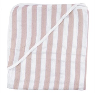House of Jude Hooded Baby Turkish Towel Fawn