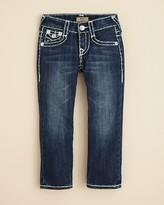 True Religion Boys' Ricky Jeans - Sizes 2T-4T