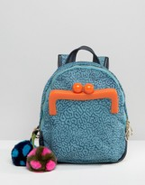 House of Holland Natural Hair Backpack