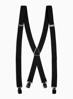 TopmanTopman Black Skinny Braces