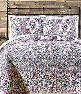 Jessica Simpson Aiah Bohemian Cotton Quilt