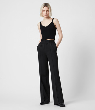 AllSaints Millie High-Rise Relaxed Pants