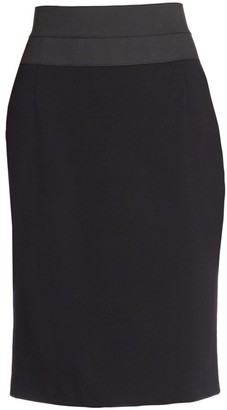 Akris Punto Elements High-Waist Pencil Skirt