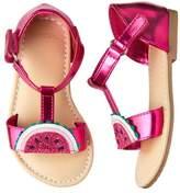 Gymboree Melon Sandals