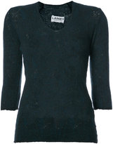 Lainey Keogh Womens crushed effect jumper