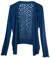 Legou Womens Lace Crochet Cardigan Color