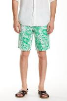 Ganesh Regular Fit Linen Short