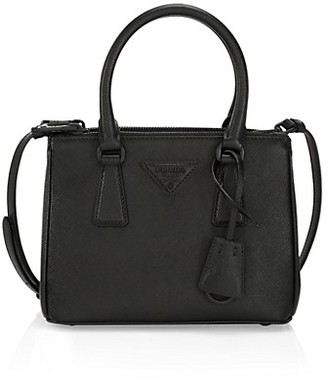 Prada Mini Galleria Leather Tote
