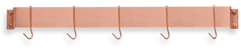 Cuisinart Bar Wall Rack - Polished Copper Finish