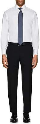 Barneys New York MEN'S COTTON POPLIN DRESS SHIRT