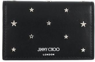 Jimmy Choo Star Pattern Coin Purse