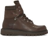 Moncler Brown Egide Boots