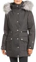 Spyder Arctyc Faux Fur Trim Jacket