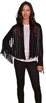 Velvet by Graham & Spencer Women's Fringe Jacket