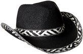 Physician Endorsed Women's Estancia Packable Western Hat Rated UPF 50+