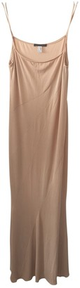 Narciso Rodriguez Beige Dress for Women