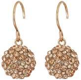 Vera Bradley Radiant Fireball Drop Earrings Earring