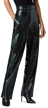 AllSaints Leanna Sequined Trousers