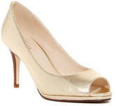 Cole Haan Davis Open Toe Pump