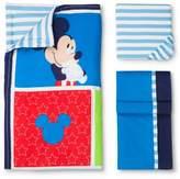Disney Mickey 3 pc crib set