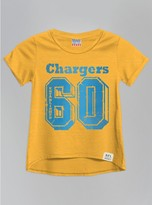 Junk Food Clothing San Diego Chargers-mustard-m