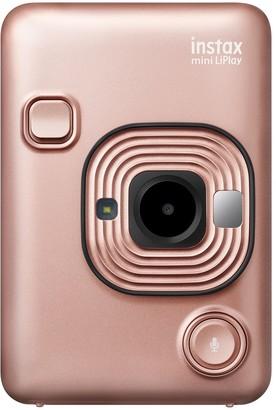 Instax Mini By Fujifilm Instax Mini LiPlay Hybrid Instant Camera - Blush Gold