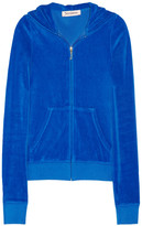 Juicy Couture Velour hooded top