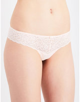 Triumph Amourette Spotlight stretch-lace hipster thong