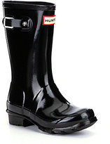 Hunter Gloss Kids' Waterproof Rain Boots