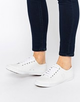 Fred Perry Spencer White Leather Sneakers