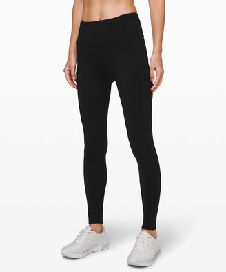 "Lululemon Fast and Free Tight 31"" *Non-Reflective Online Only"