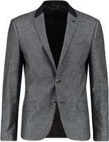 Bertoni Madsen Suit Jacket Salt And Pepper