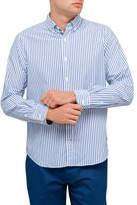 Nautica Long Sleeve Stripe Shirt
