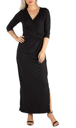 24/7 Comfort Apparel Formal Maxi