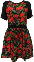 Wren Contrast Sleeve Dress